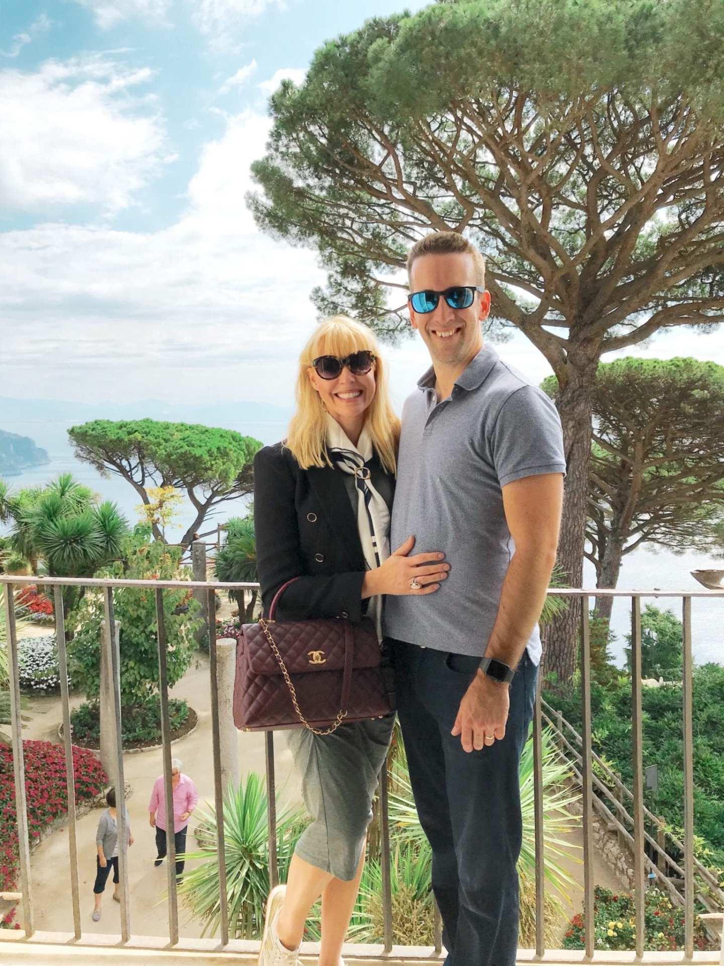 Views from Villa Rufolo.