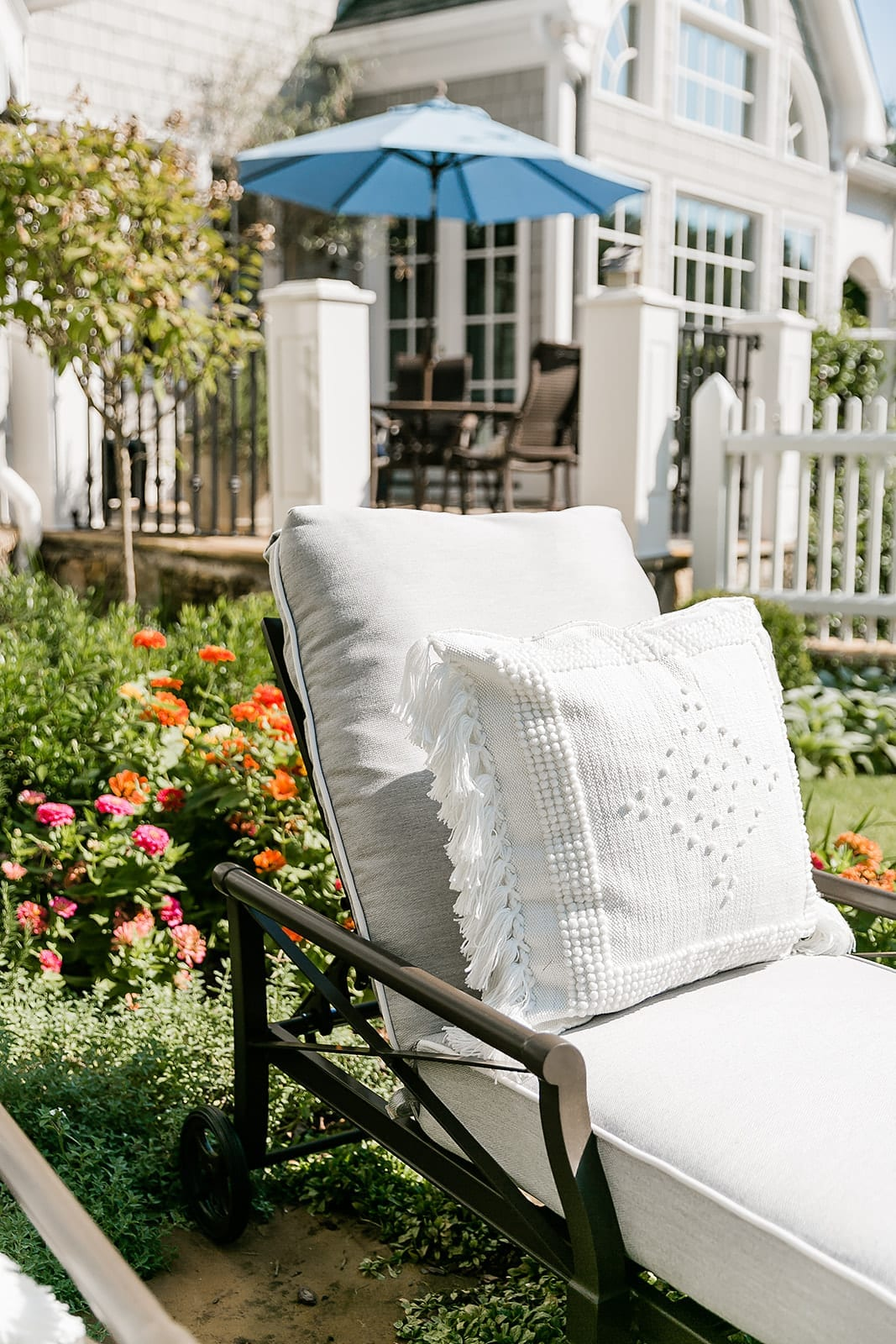 Serena and Lilly Outdoor Pillows
