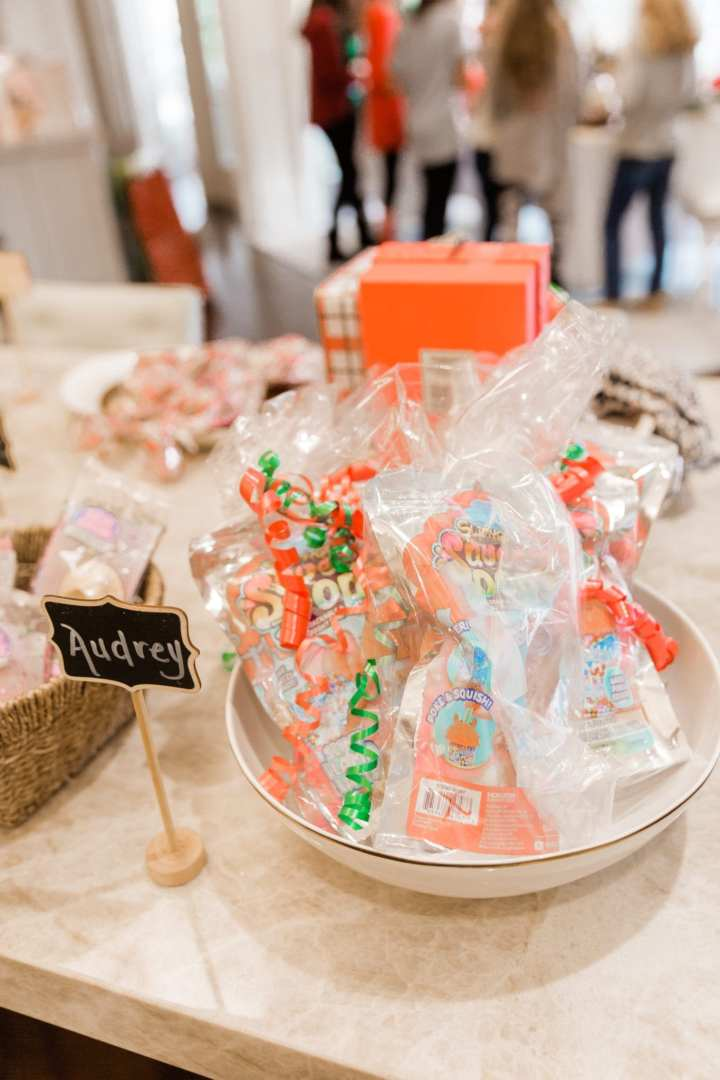 favorite things party ideas $5