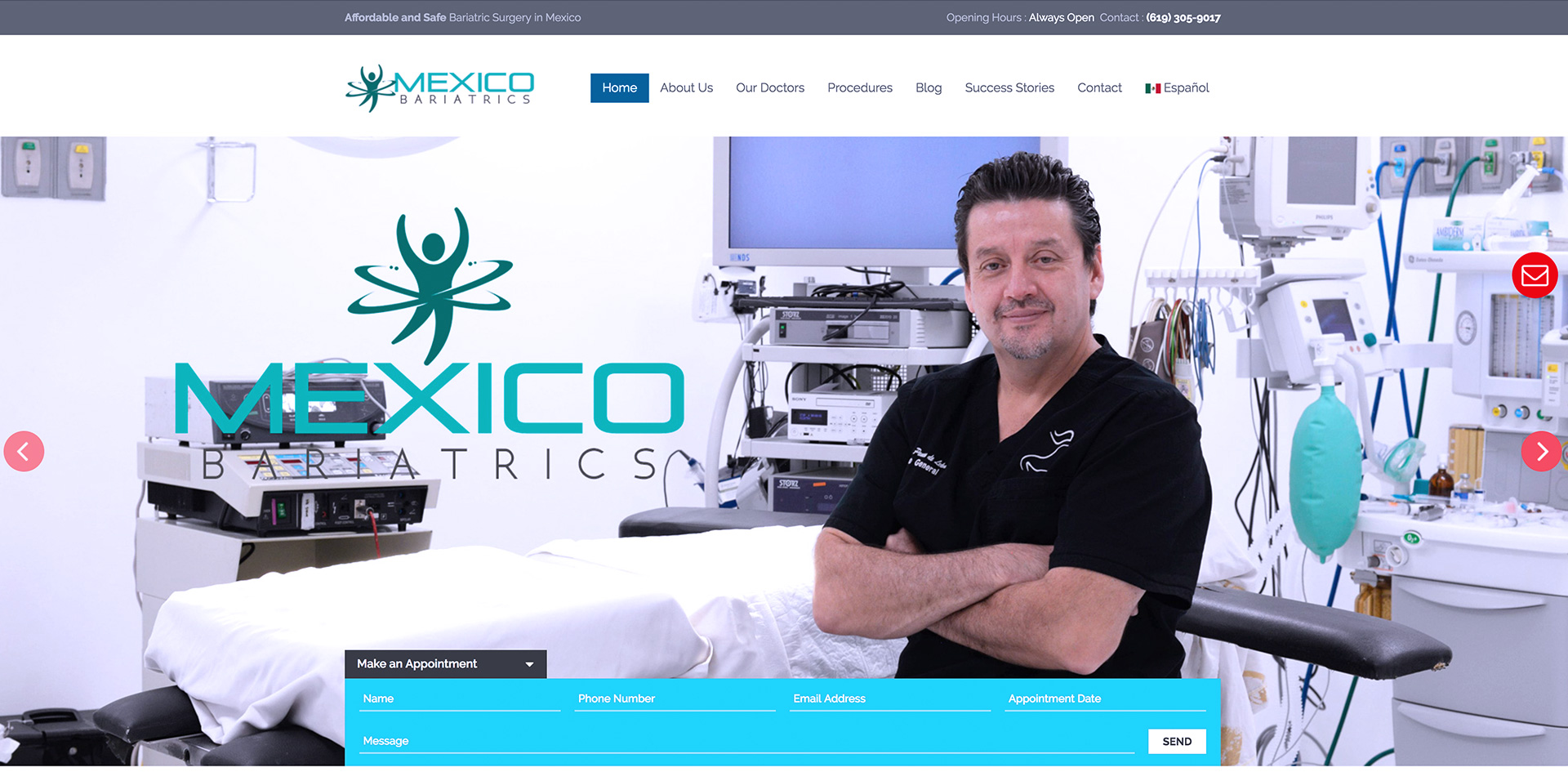 Mexico Bariatrics Center : Weight Loss Surgery in Mexico