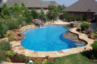 Free Form Pool Designs in OKC & Norman OK | Blue Haven ...
