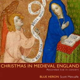 Medieval English Christmas CD cover