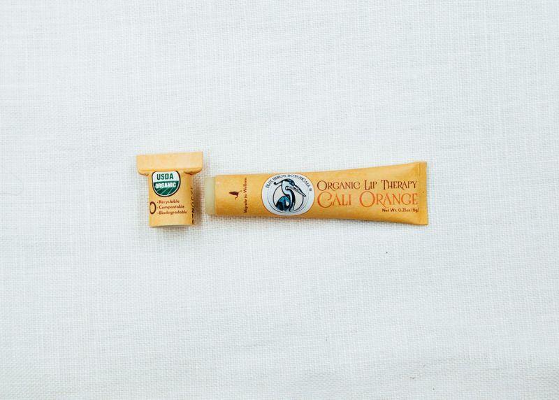 Organic Lip Therapy