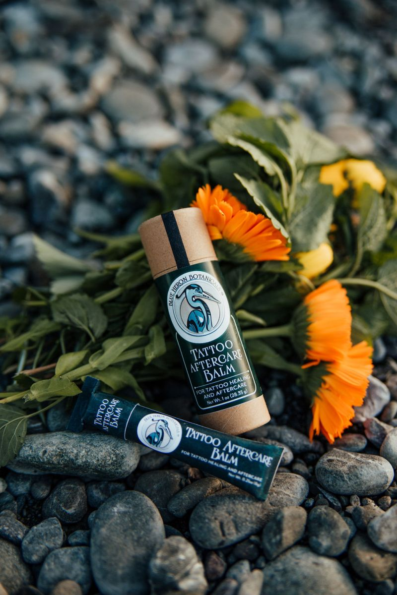 Tattoo Aftercare Balms