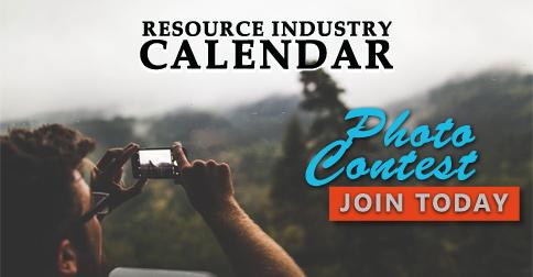 2022 Resource Industry Calendar Photo Contest