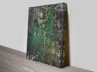 Gerhard Richter Ausschnitt Wall Art Print on Canvas Online