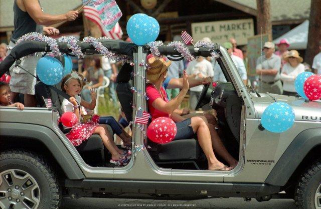 Fourth of July Parade, Allenspark, Colorado (2014)