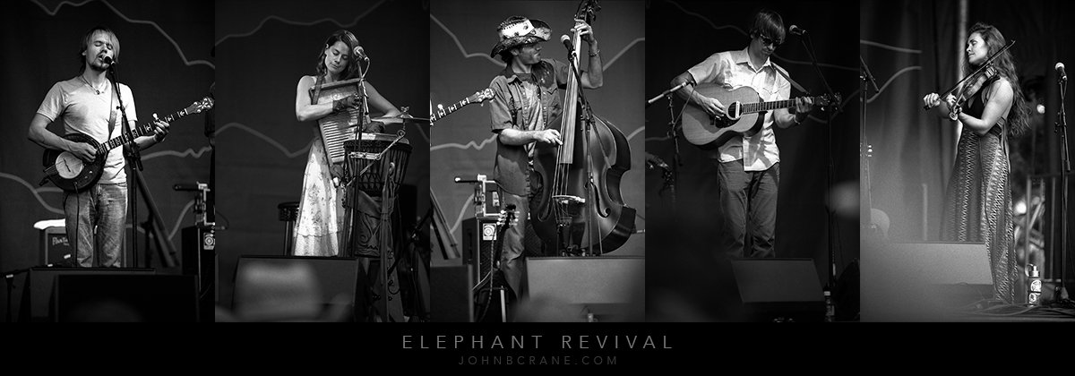 Elephant Revival, New West Fest (2014)
