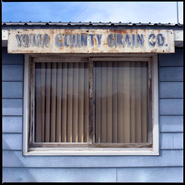 YUMA COUNTY GRAIN CO. Yuma, Colorado