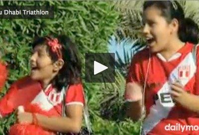 ABU DHABI TRIATHLON 2011