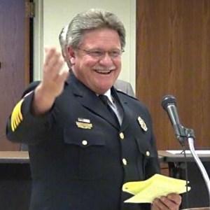 Chief Luety Goodbye
