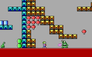 Commander Keen made smooth scrolling platforming possible on the PC