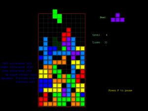 Tetris is one of the most popular games of all time