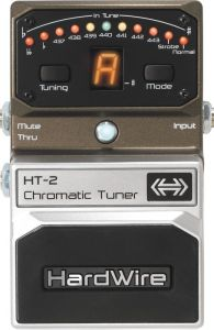Hardwire Chromatic Tuner