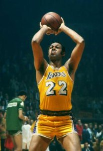 Elgin Baylor captained the Lakers to 8 Finals appearances