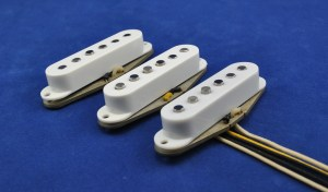 Strat style single coils