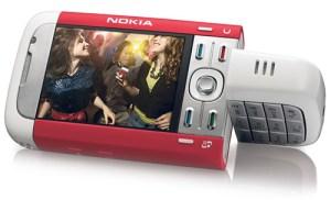 Nokia XpressMusic 5700