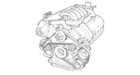 Jaguar X Type Engine