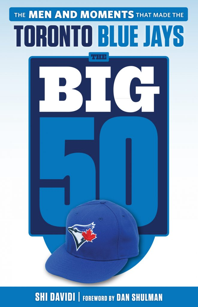 Big 50 Blue Jays COVER