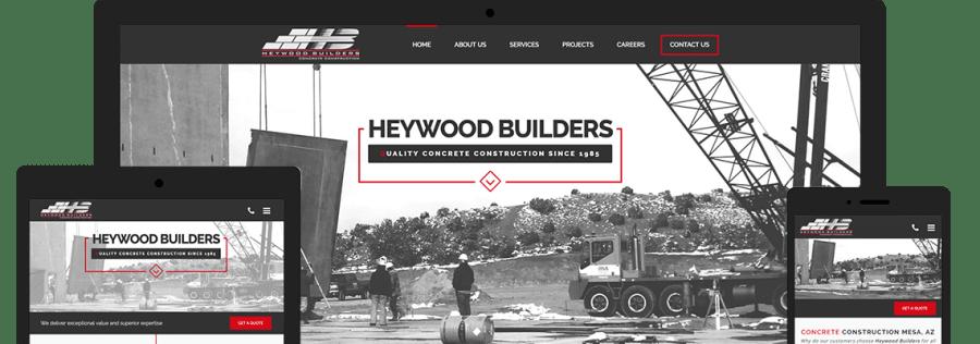 Gilbert Arizona custom website design
