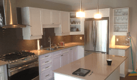 Kitchen Cabinet Refacing - Mississauga