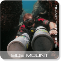 Sidemount Diving Pictures