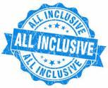 all inclusive button website