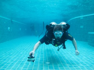 SOLO DIVER TRAINING