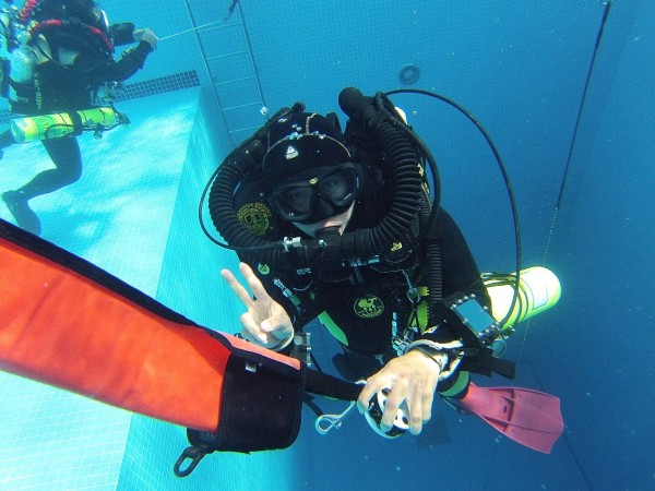 recreational ccr rebreather diving