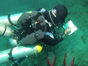 Mixed Gas Technical Diving Thailand - Sidemount