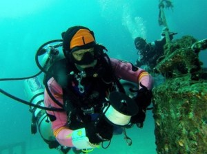 Mixed Gas Technical Diving Thailand - wreck