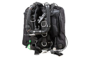 COMPLETE JJ CCR Rebreather Equipment