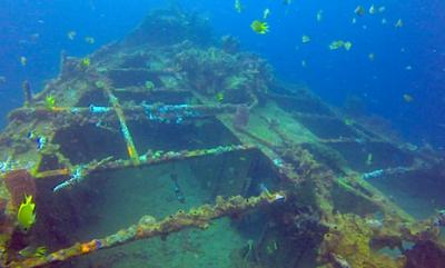 Advance Wreck Diving Courses