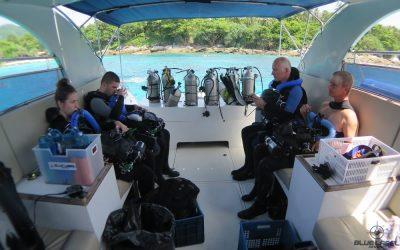 Thailand Triton CCR courses
