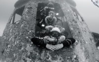 Triton CCR at Wreck