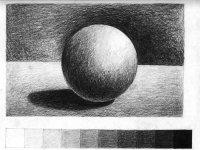 Egg Chiaroscuro