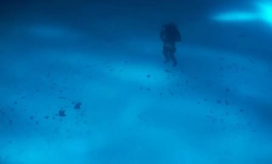 Na ryby pod lodem