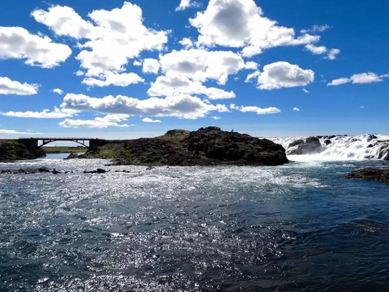 Magazyn BlueLife Islandia fot. Robert Dłużniewski