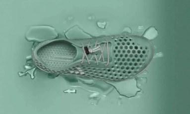 Ultra — nowe wodoodporne obuwie zrobione z alg
