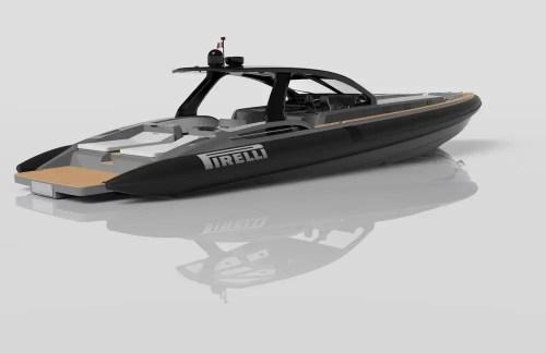 pirelli tecnorib boat 3