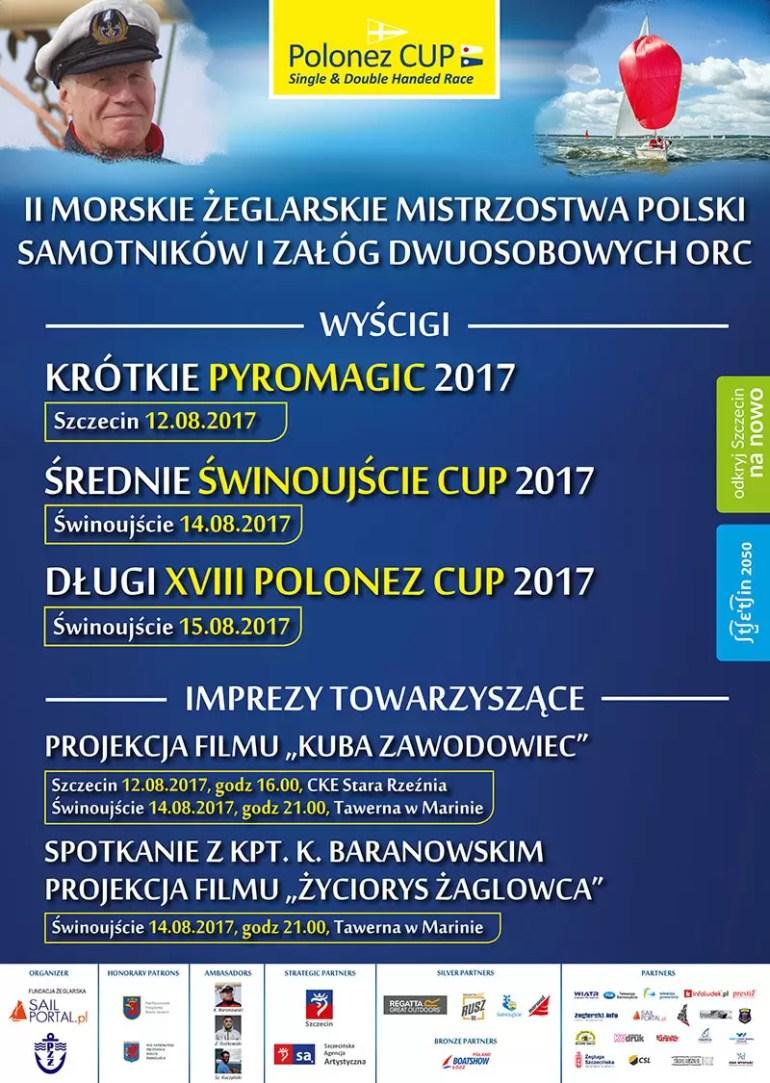 PLAKAT POLONEZ CUP