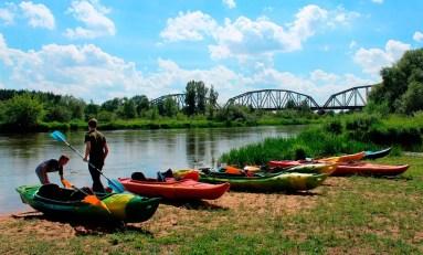 Spływ kajakowy z NadPilica.pl