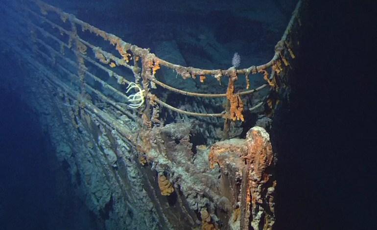 Titanic NOAA