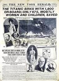 Titanic fot.: domena publiczna