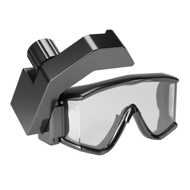 projektor do maski dla nurków bojowych