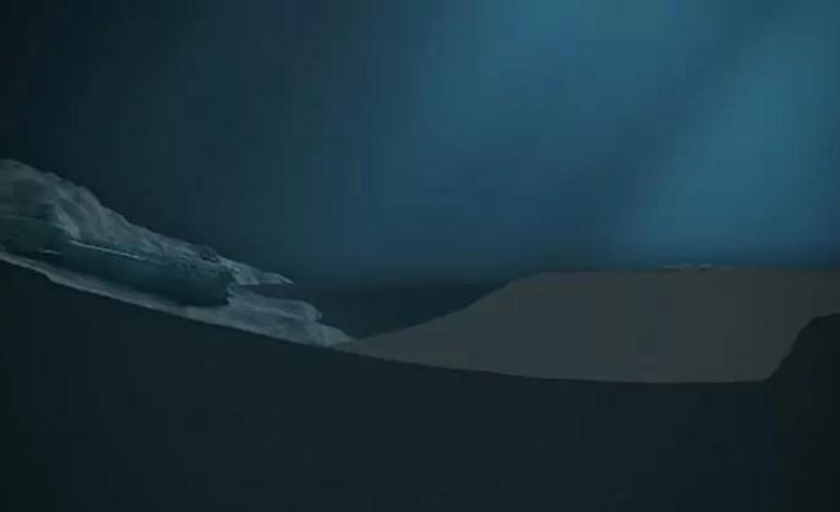 U-Boot U-864 niemiecki okret podwodny z II wojny Śwatoej wrak (5)