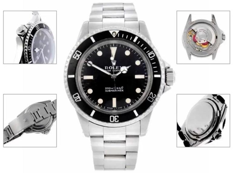 """Nurkowy zegarek Jamesa Bonda z """"Licencja na zabijanie """" wystawiony na sprzedaż"""