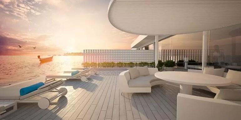 Muraka kompleks wypoczynkowy Maledivy 6