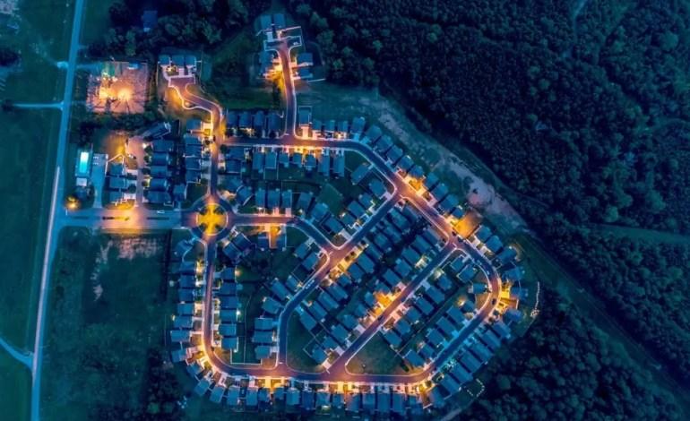 Obrzeża Atlanty fot.:Dronestagram/juannoguera