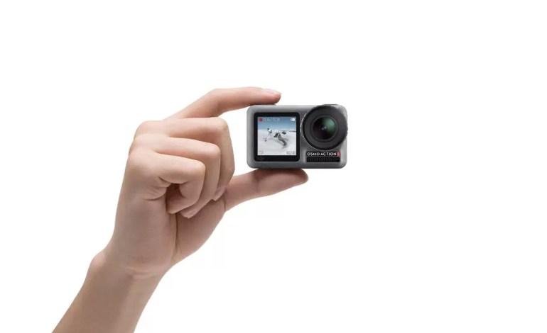 Nowa kamerka sportowa Osmo, czy zdetronizuje GoPRo?